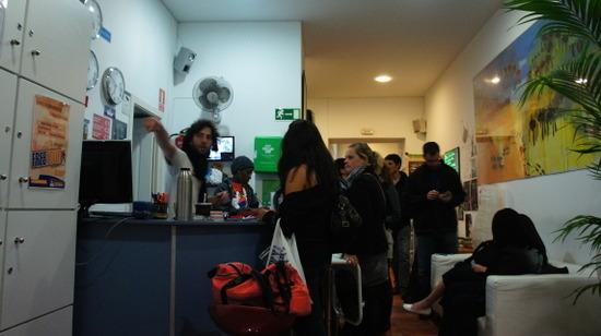 스페인 어학원에 등록하는 다양한 국적의 학생들