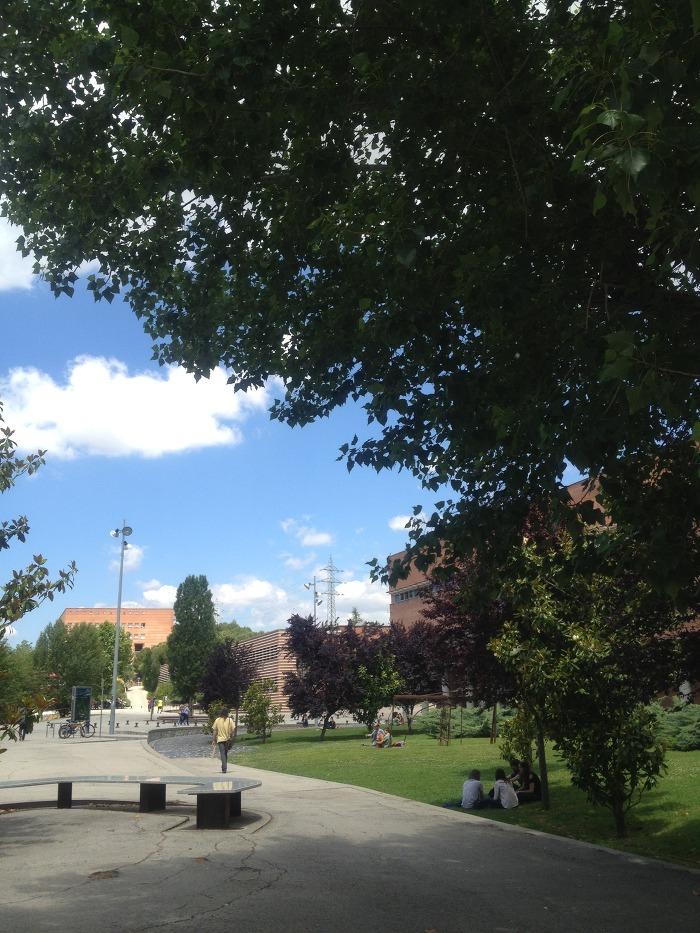바르셀로나 대학 캠퍼스