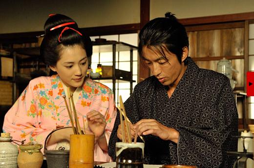 이미지 출처 : http://www.tbs.co.jp/jin2009/gallery/gallery_04_01.html